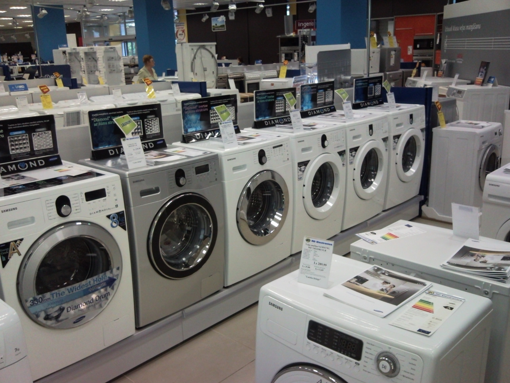 Lifting Market Share Of Samsung Home Appliances In The Us Businesskorea