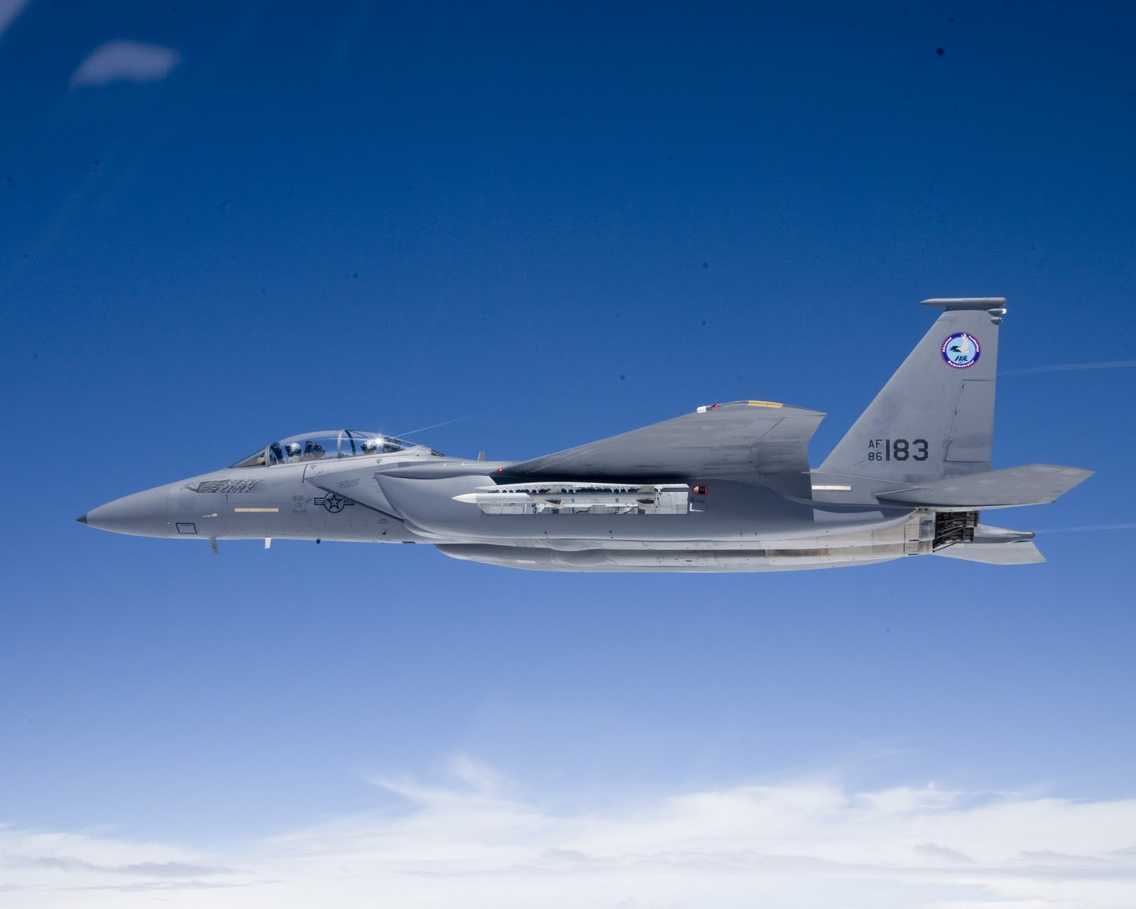 The Boeing F-15 SE Silent Eagle has been rejected as Korea's next-generation fighter jet.