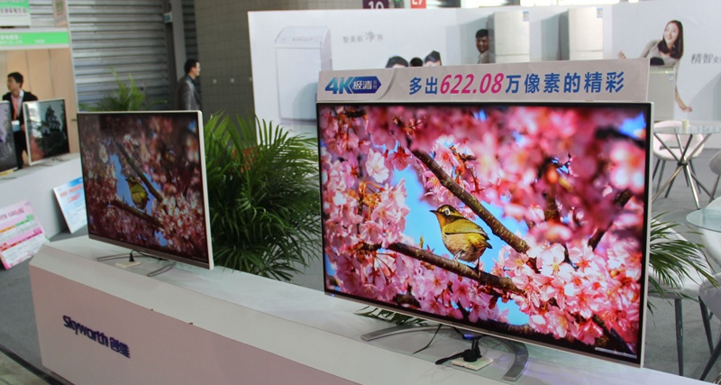Korean TV Makers in Dilemma while Chinese Companies Create