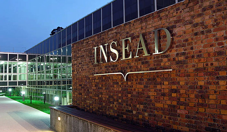 INSEAD is considered to be one of the best business schools in the world.