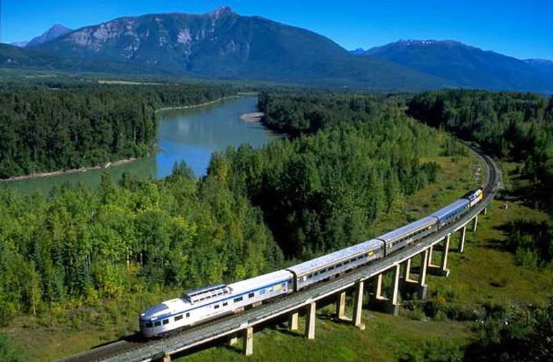 "The ""Silk Road Express"" will link the Trans-Siberian Railway with the Trans-Korean Railway."