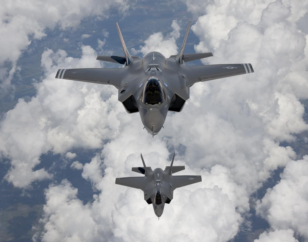 Korea's Joint Chiefs of Staff decided to purchase 40 Lockheed Martin F-35A stealth fighters for the F-XIII project in advance.