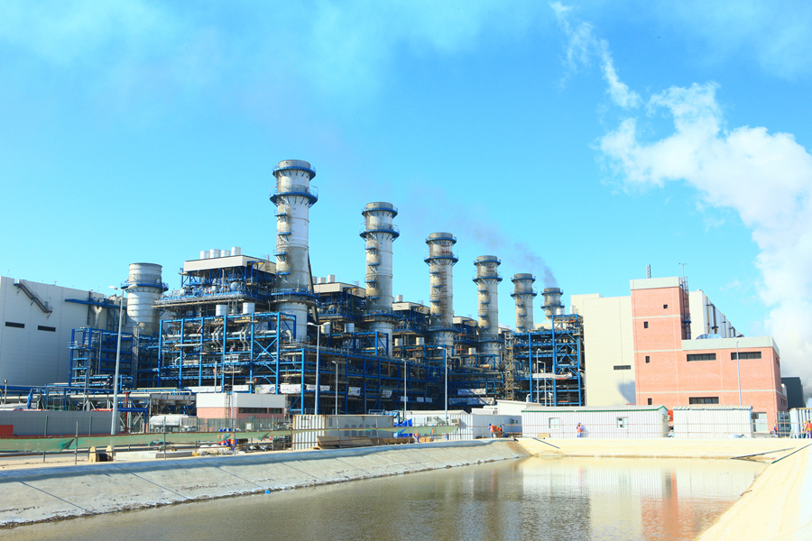 Hyundai Heavy industries' earlier-than-expected completion of the Sabiya power plant in Kuwait in 2011 was likely a contributing factor to winning this US$1 billion deal.