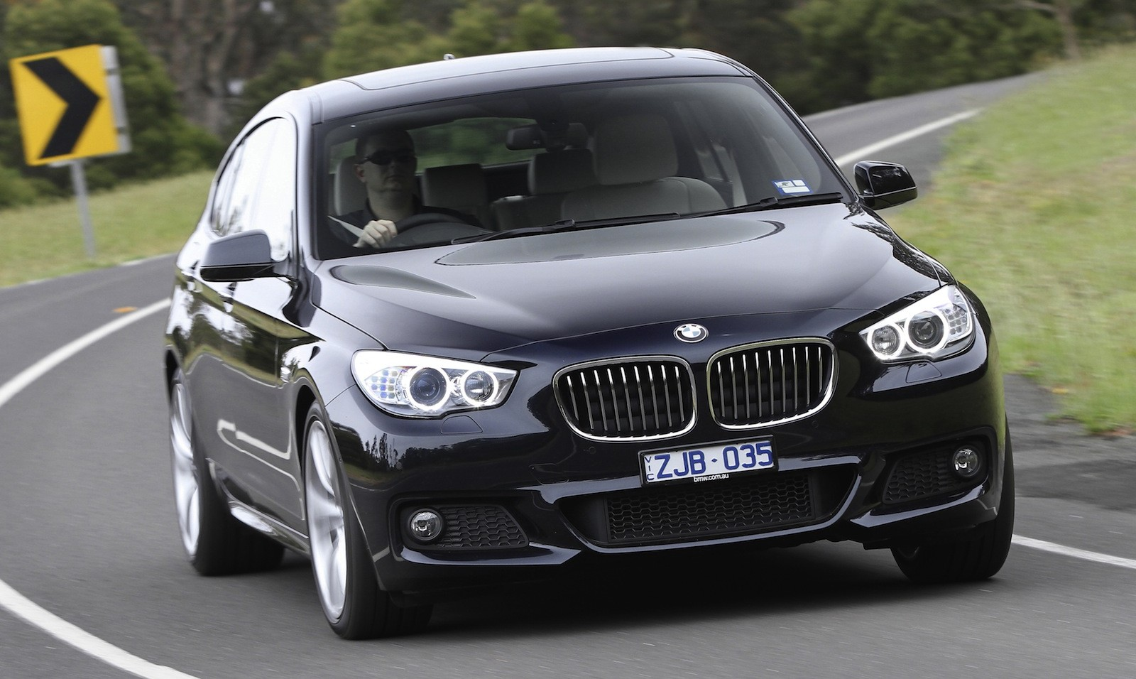 The BMW 520D Was The Most Popular Model Among Import Cars In Korea In 2013.