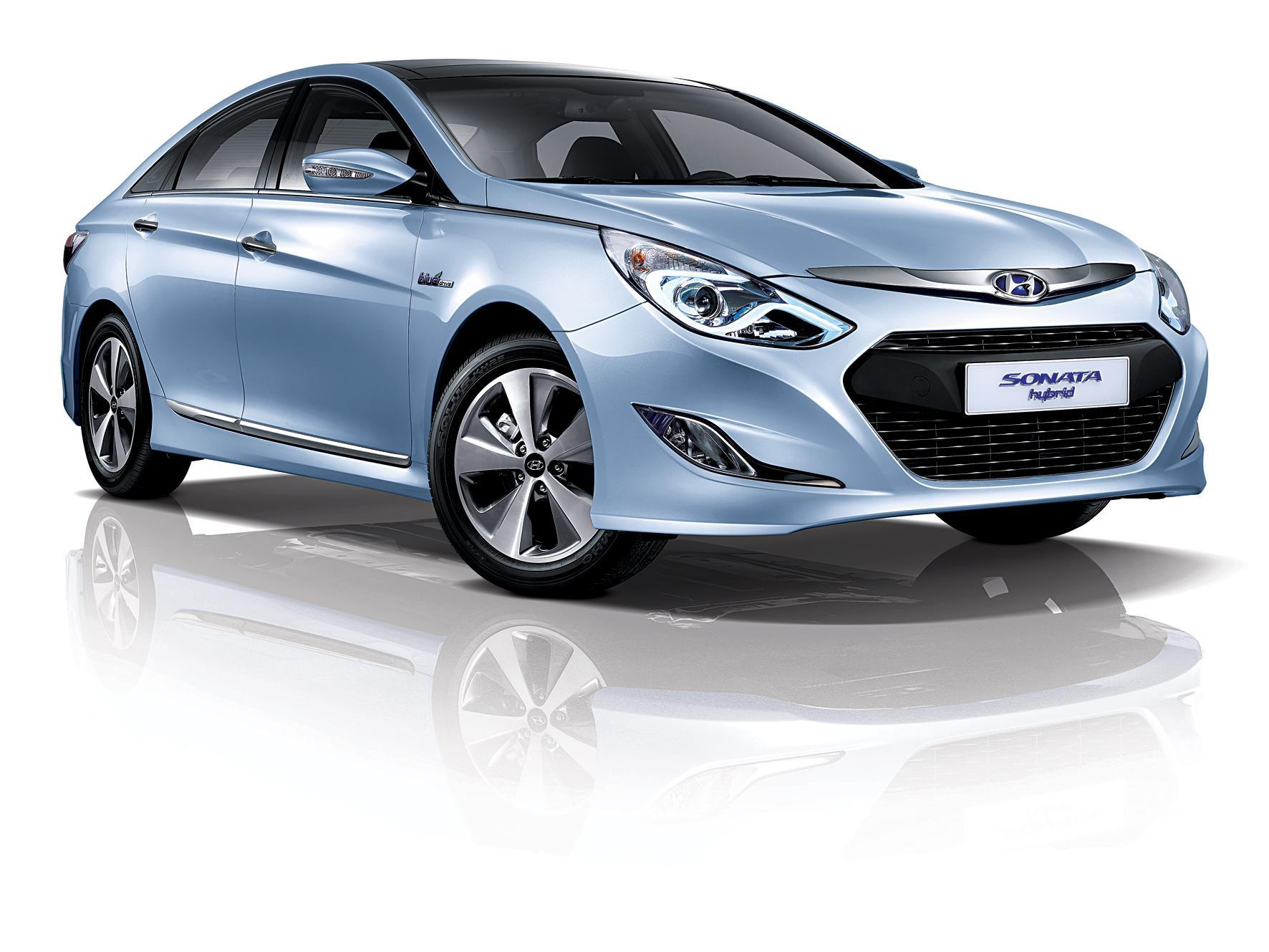 Hyundai Motor S Sonata Hybrid