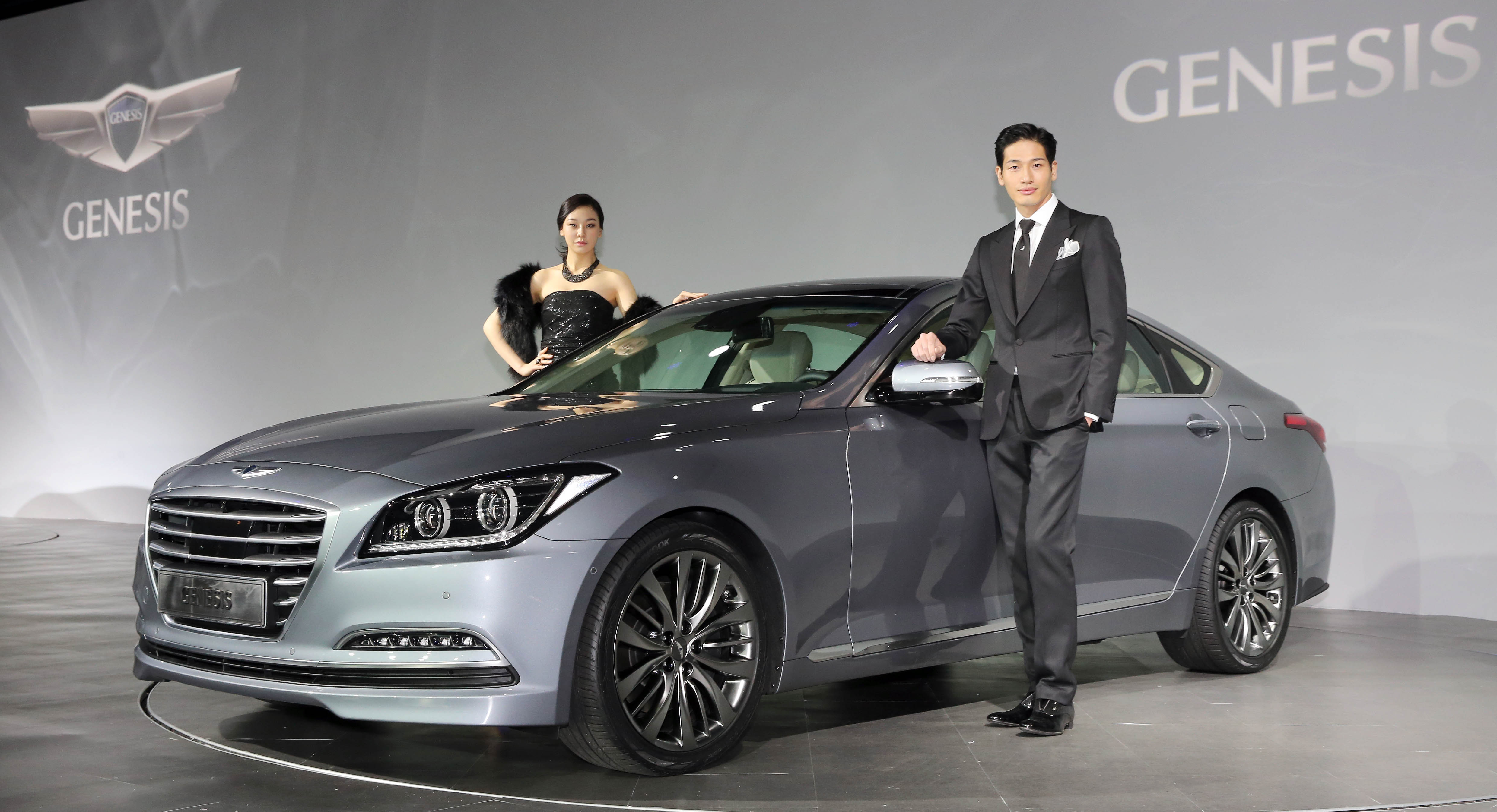 genesis class of loading images photos hyundai s korea sedan rival official front e koreas