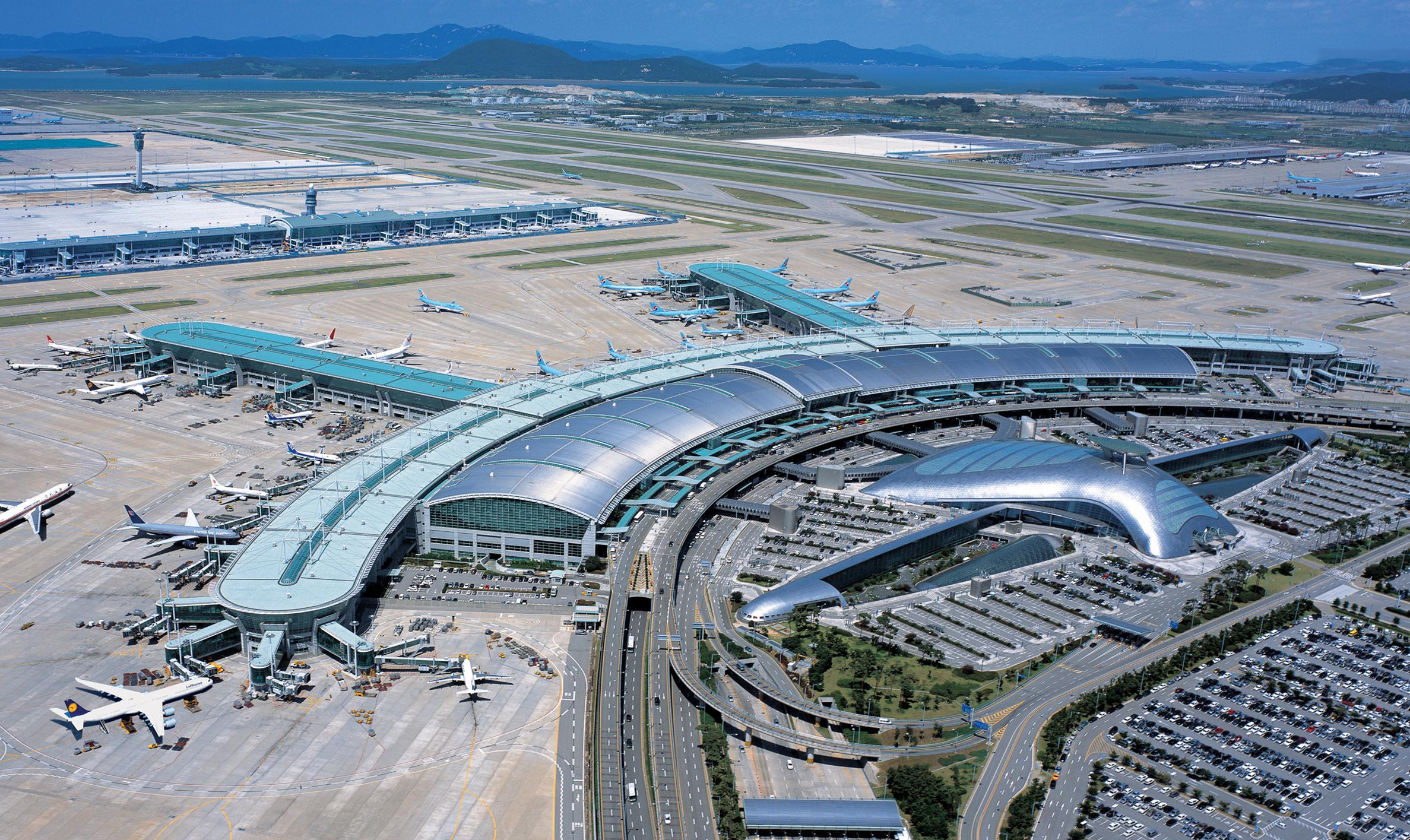 Image result for incheon international airport corp