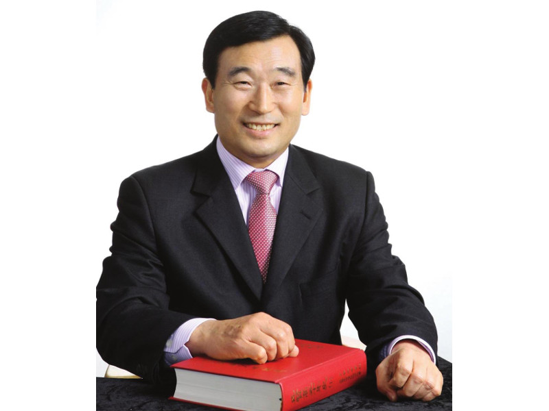 Oh Jae-yoon, president of Jeju Special Self-Governing Province Development Corporation.