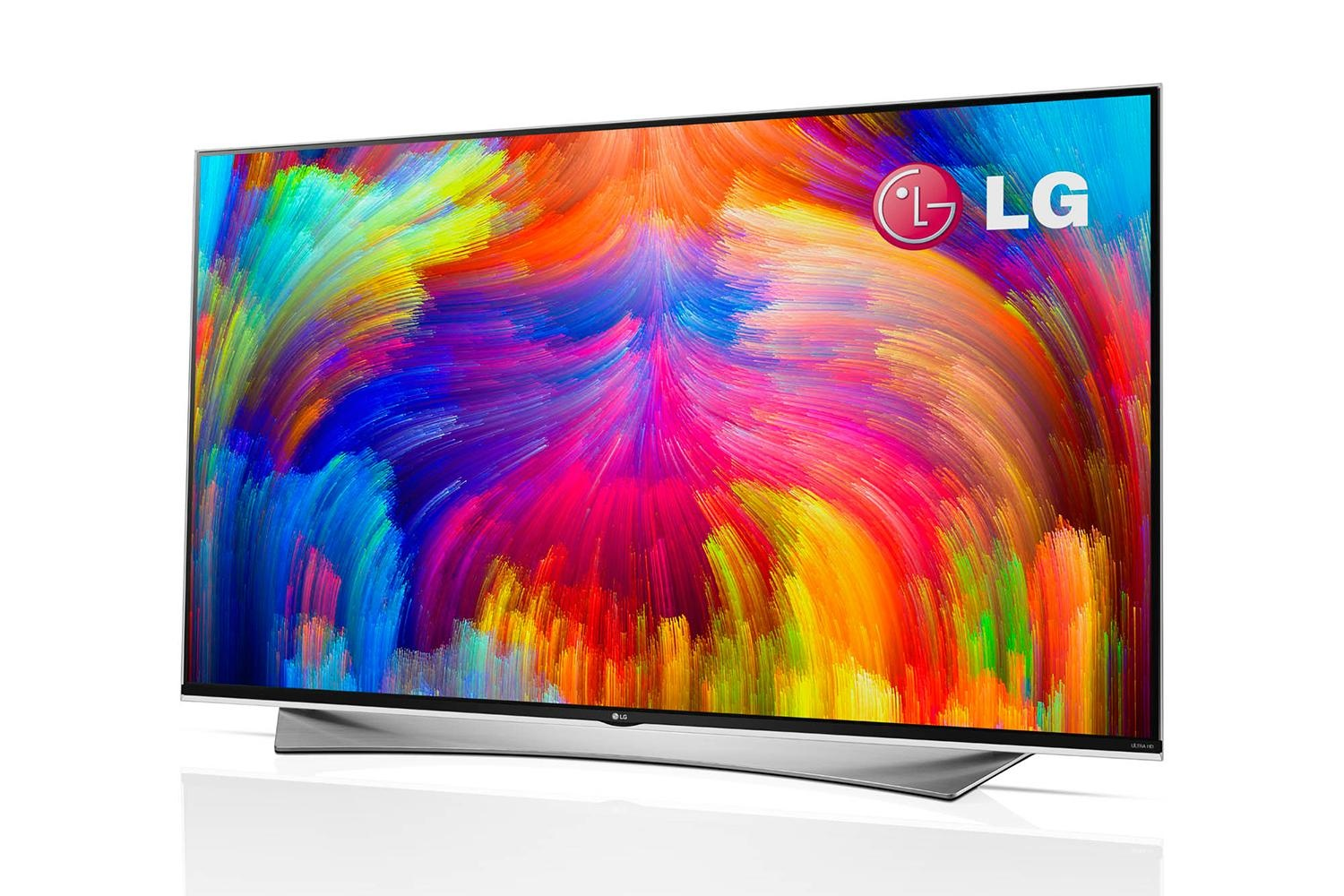 An LG Quantum Dot TV.