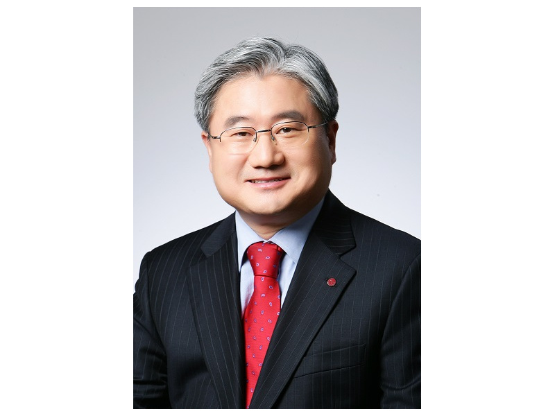 Kim Dae-hoon, CEO of LG CNS.