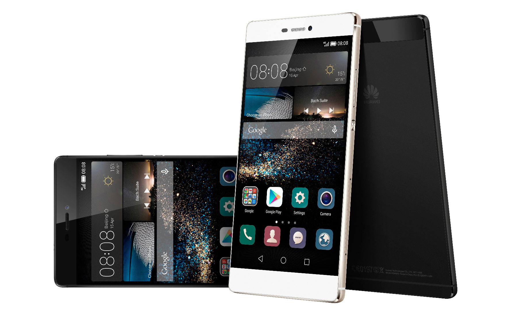 The new Huawei P8.