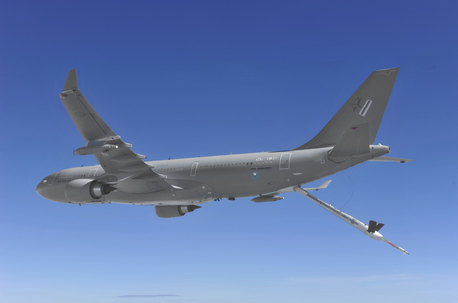 The Airbus D&S A330 MRTT.