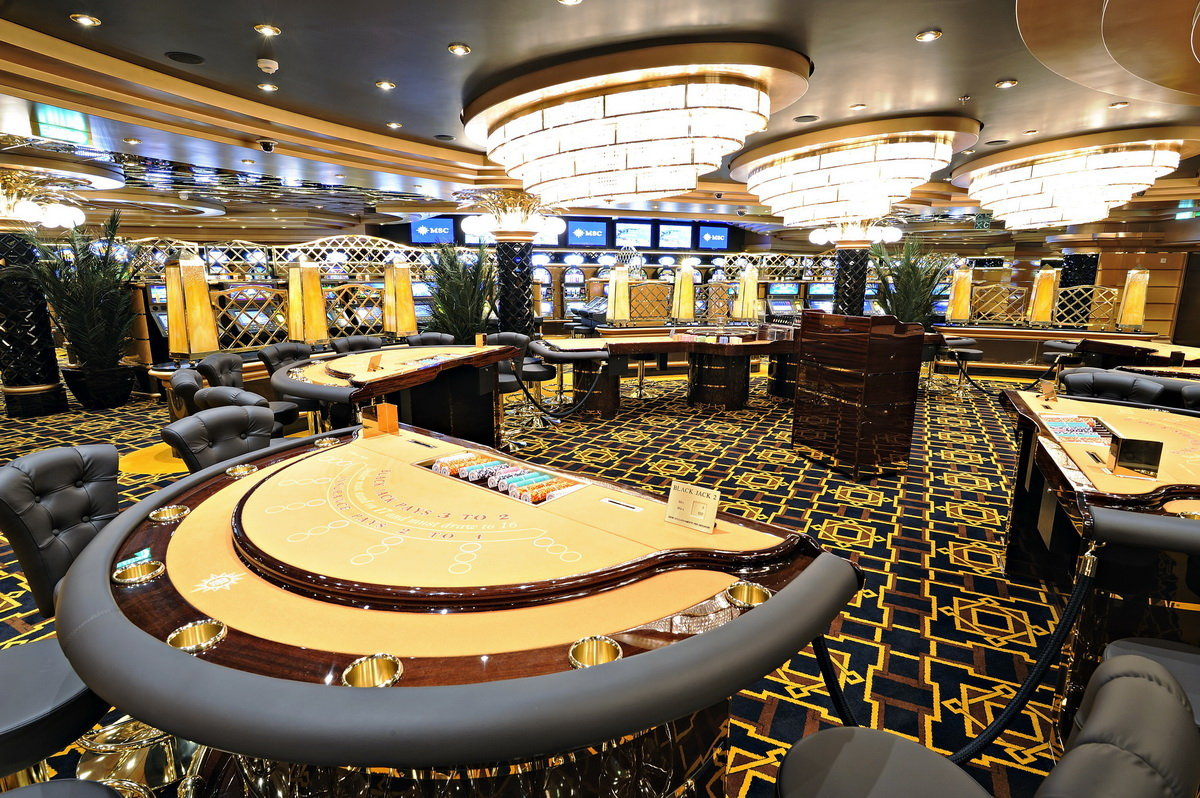 Binions craps story