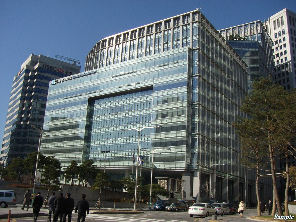 Office building of the Korea Chamber of Commerce & Industry.