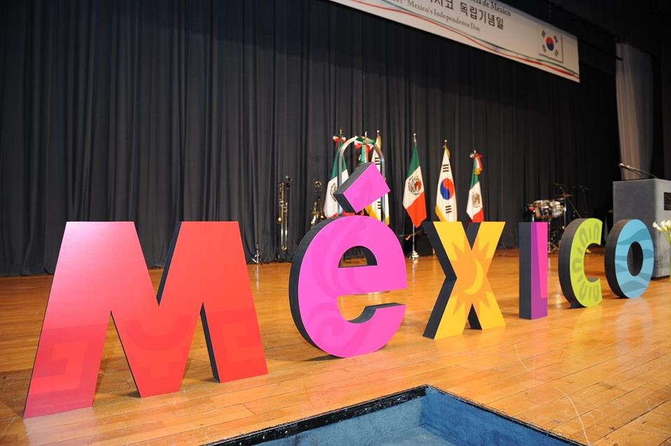 The embassy of Mexico in Korea celebrated 205th Independence Day at Grand Hyatt, Seoul on Sept. 15.