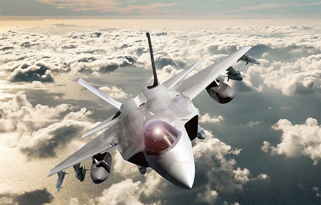 Hanhwa Techwin sells off five percent stake of KAI that develops the nation's first fighter jet development project, known as KF-X.