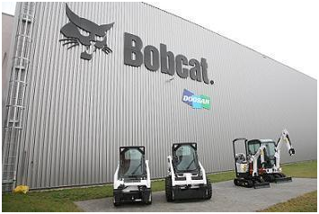 Doosan Infracore decided to list the shares of Doosan Bobcat on the local bourse.