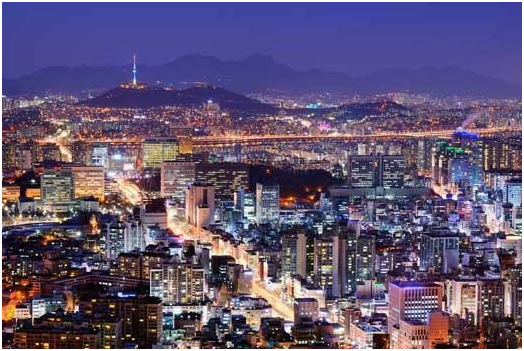 The Economist Intelligence Unit reported on March 9 Seoul ranked eighth in the list of expensive cities to live in.