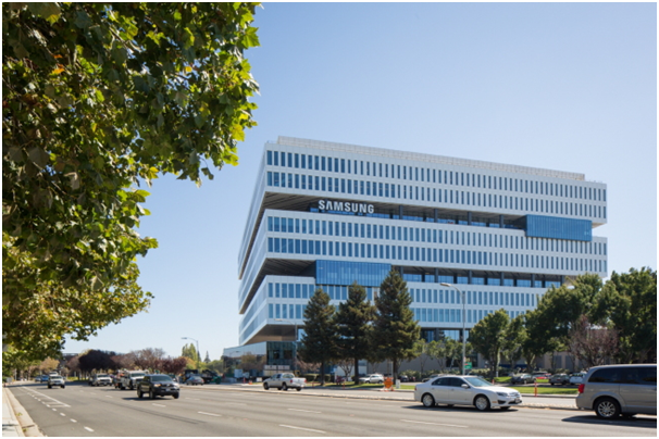 Samsung's start-up accelerator Global Innovation Center housed in Samsung Electronics' Silicon Valley headquarters in San Jose seeks new opportunities for AI technologies.