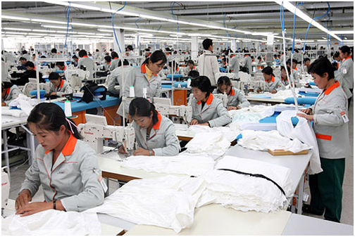 The firms in the Kaesong Industrial Complex in North Korea are interested in moving to Vietnam, China and Indonesia.
