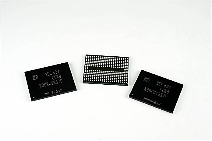 Competition in 3D NAND Flash Memory Market is Heating Up