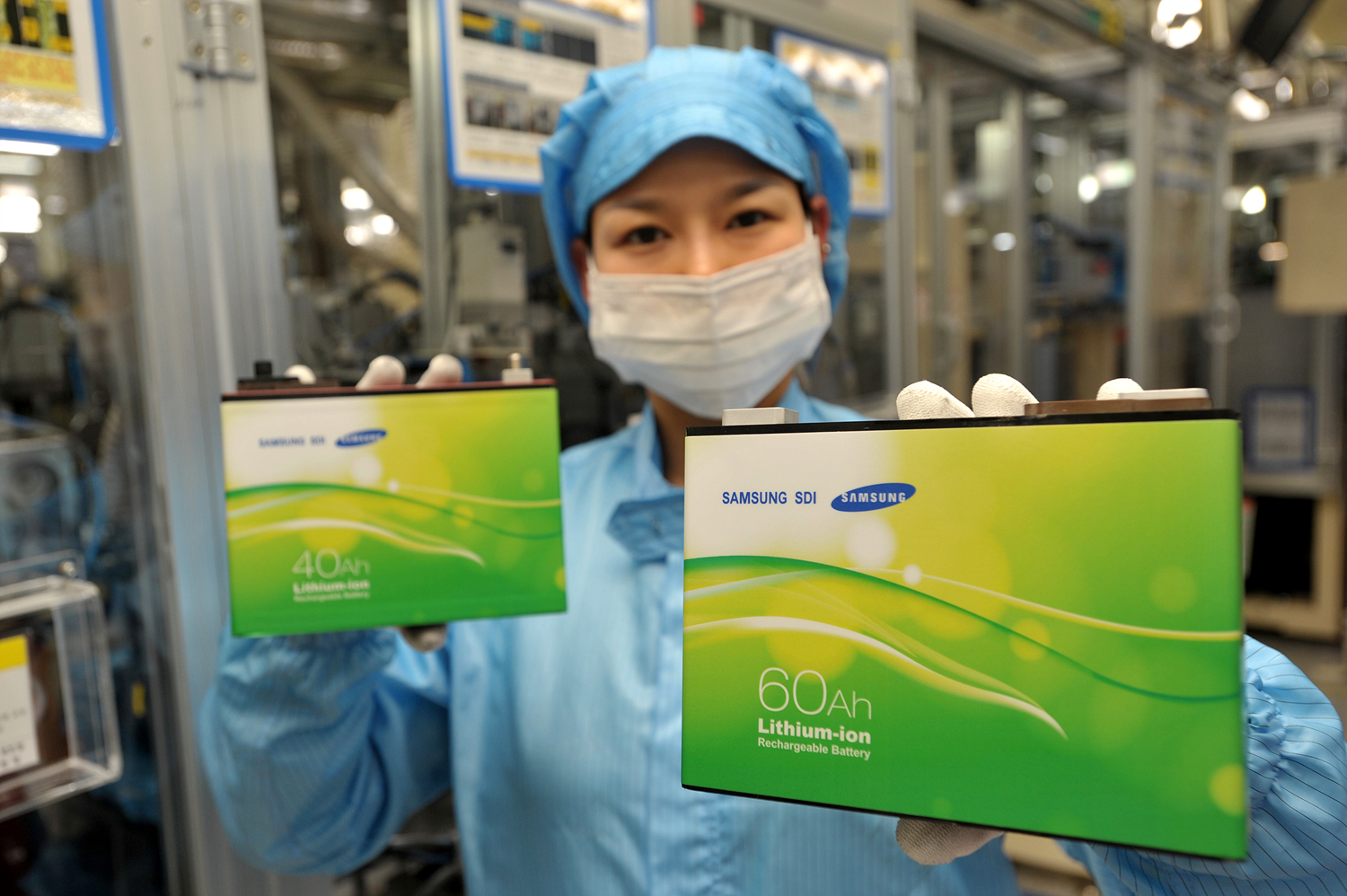 Samsung SDI is going to concentrating on its electric vehicle (EV) battery business, and as part of it, the company will invest 1 trillion won (US$866.18 million) in the EV battery business this year.