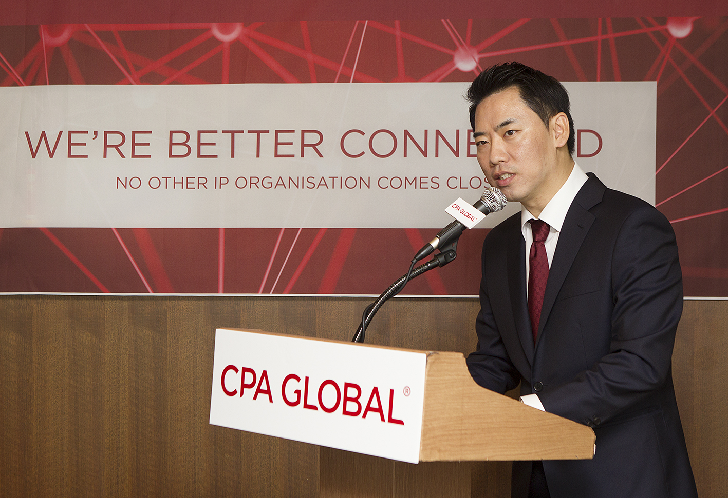 Ahn Sung-sik (Andrew), General Manger of CPA GLOBAL Korea, said that CPA Global Korea will continue to provide top-class IP management services to its customers to help them drive the value from IP.