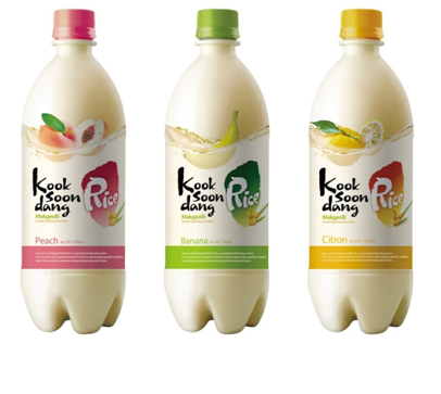 Kooksoondang S Fruit Flavored Rice Wine Series Win Diploma Award Businesskorea