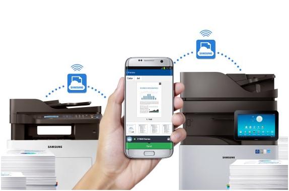 Samsung Cloud Print' Service Surpasses 1 Million Copies