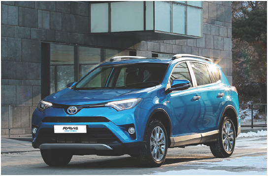Toyota released its All New RAV4 Hybrid and the fourth generation Prius in the domestic market in March.