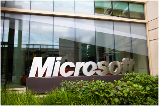 Microsoft (MS) also will break through its new technology gap with open innovation with startups.