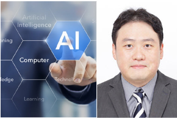 Choi Jae-shik, Ulsan National Institute of Science & Technology professor, developed an artificial intelligence system capable of predicting future stock prices, writing newspaper articles and so on.