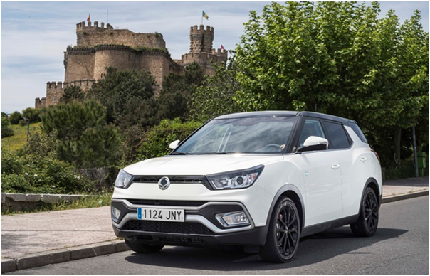 SsangYong Motor achieved its highest-ever monthly sales in June, up 14.5% from a year earlier, helped by robust sales of Tivoli and Tivoli Air (Export name: XLV).