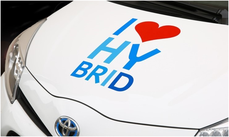Toyota sold a total of 2,333 hybrid models up until last month, an increase of 98.9% year on year from 1,173 units in the same period of last year.