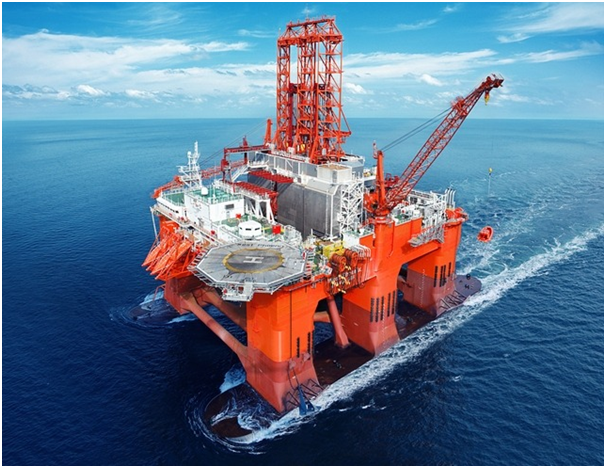 Hyundai Heavy Industries is to return the advance payment of US$176 million to the owner of semi-submersible drilling platform to have the ownership of the platform ordered by Fred Olsen Energy.
