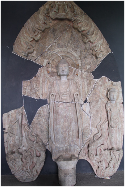 Qingzhou Museum displays more than 40,000 pieces of cultural relics ranging from pottery and jade sculpture to bronze ware