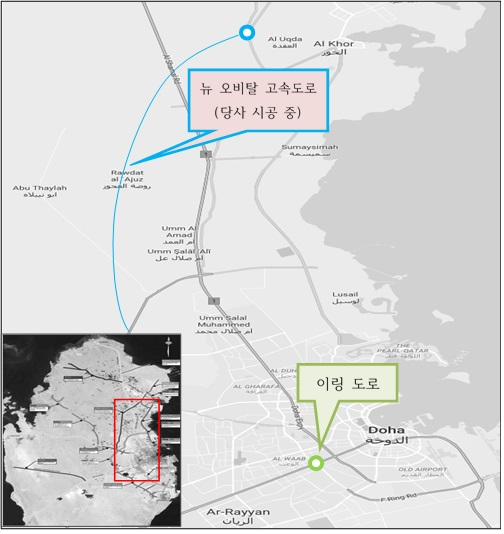 Daewoo E&C Wins US$730 Million E-ring Highway Construction Project
