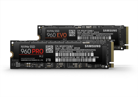 "Samsung Electronics introduced the ""960 Pro,"" at the Solid State Drive (SSD) Global Summit 2016 held at Hotel Shilla in Seoul on September 21."