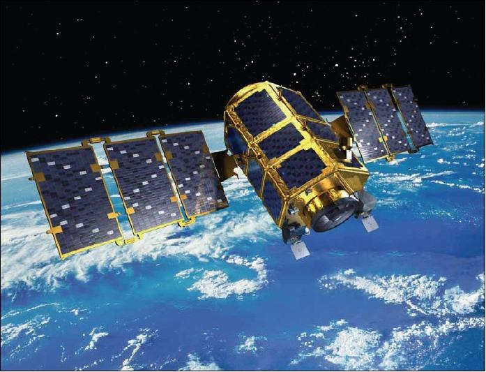 The seventh satellite is a successor to Korea Multi-purpose Satellite-3A (KOMPSAT-3A), which was launched in March last year