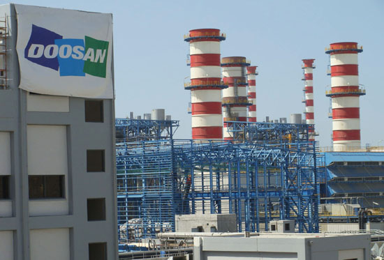 Doosan Heavy Industries Wins $900M Worth Power Plant Deal in Saudi