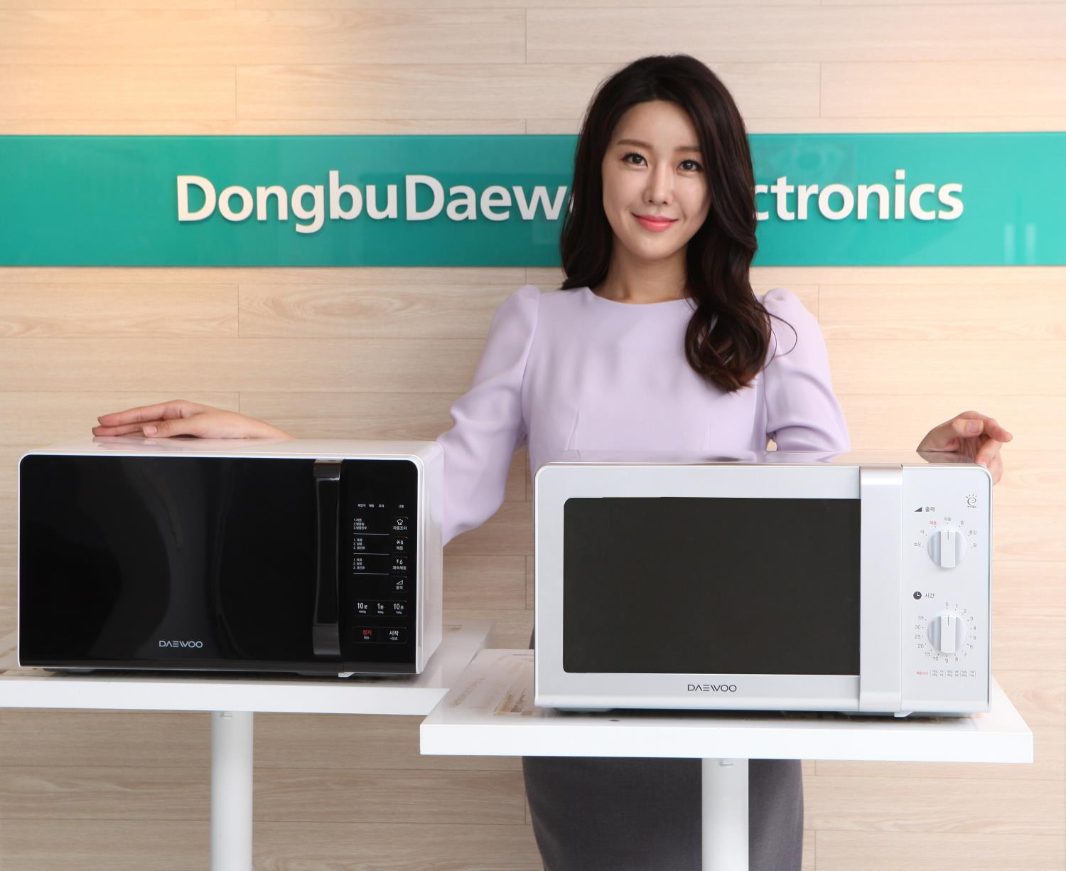 Dongbu Daewoo Electronics to Export New Mid-range Microwave Ovens to