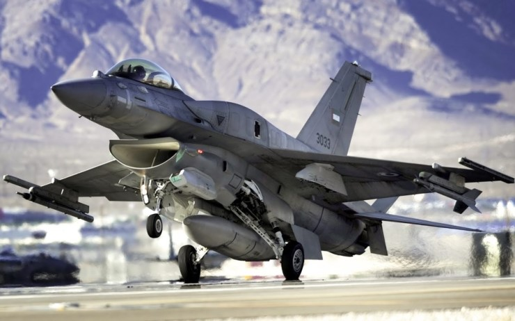 Lockheed Martin has received a US$1.2 billion contract to upgrade 134 F-16 fighters for South Korea's air force.