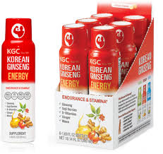 A product image of KG Energy.