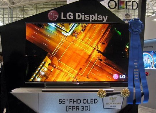 LG Display has made the movement to turn into a company specialized in organic light-emitting diodes (OLEDs) by restructuring the current business structure.