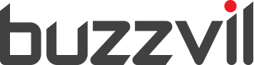 The logo of buzzvil