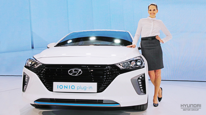 Hyundai Motor Company Is Preparing To Hit The Market With Grandeur Hybrid And Ionic