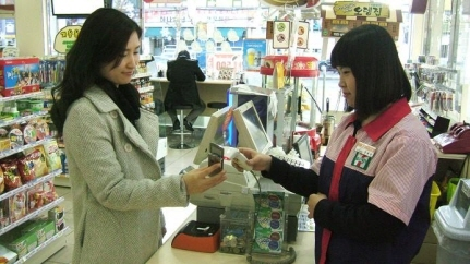 A rapid growth of the convenience stores in South Korea is directly related to an increase in the number of single-person households.