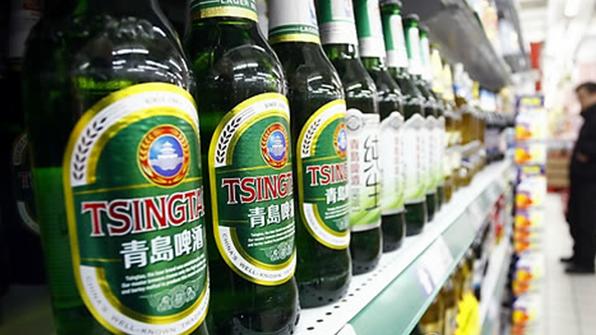 Chinese beer Tsingtao is becoming the main target of a boycott movement by S. Korean consumers against Chinese products.