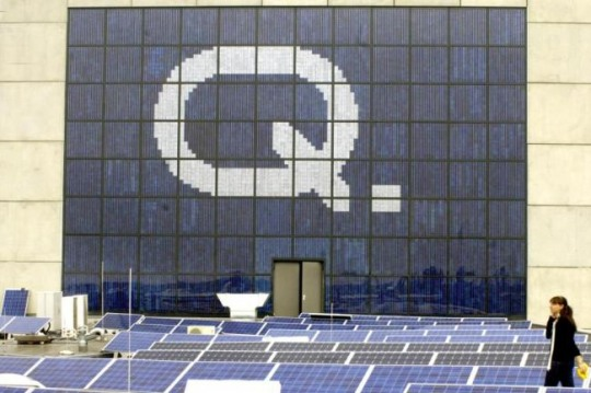 Hanwha Q cell won a deal to build the largest solar power plant project in Turkey.
