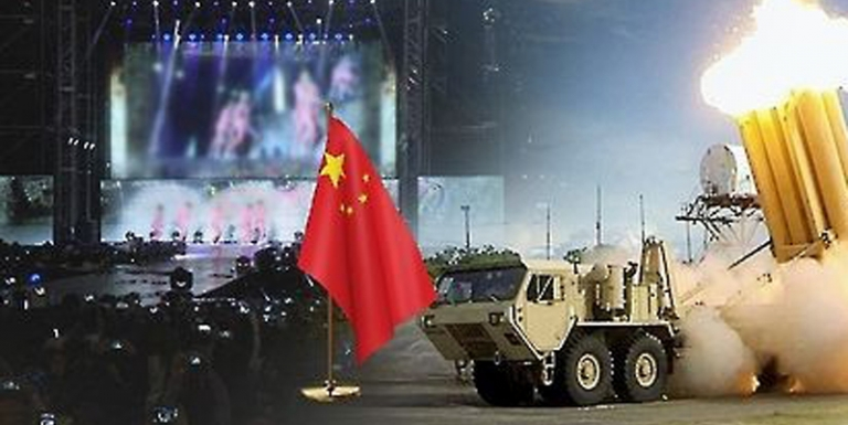 China's infringement of copyright on Korean Hallyu contents is getting more serious amid its retaliation against the deployment of the U.S.-led THAAD) system in South Korea.